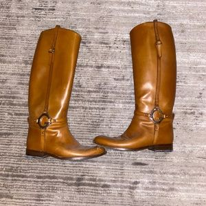 Gucci Tall Riding Boots